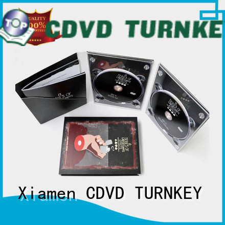 TURNKEY different size digipck package directly sale cd for computer